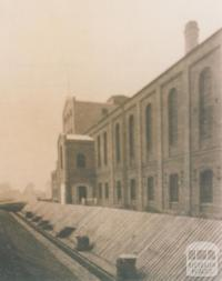 Maffra sugar beet factory, 1912
