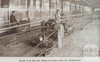 Kinnear's rope works, Footscray, 1921