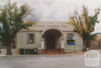 Sunbury memorial hall, 2010