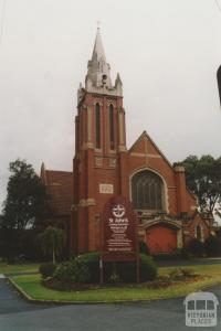 Essendon Uniting Church (1927), Buckley Street, 2010