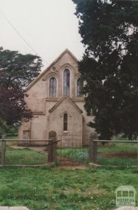 Church, Miners Rest, 2010