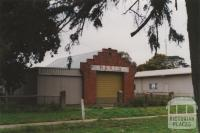 Rural Fire Brigade, Miners Rest, 2010