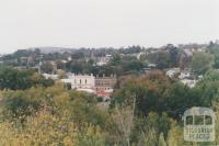 Clunes from Scenic Drive, 2010
