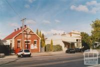 Salvation Army and Masonic Temple, Creswick, 2010