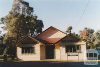 Wandin East public hall, 2010