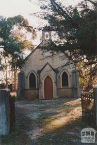 St Andrews Presbyterian Church (1864), Eddington, 2010