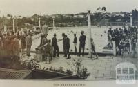 Malvern Baths, 1935
