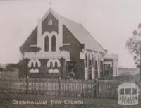 Derrinallum Presbyterian Church, 1914