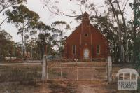 Roman Catholic Church (1912) and Uniting (Presbyterian) Church (1864), Tarnagulla, 2010