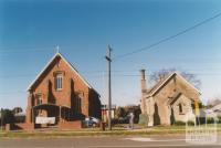 Anglican Church, Sebastopol, 2010