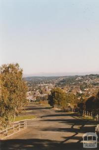 Black Hill, view east, 2010