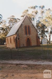 Church of England (1870), Carapooee, 2010