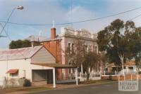 Former Dimboola Shire offices, Jeparit, 2010