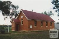 Deep Lead school and hall, 2010
