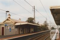 Mont Albert station, 2010