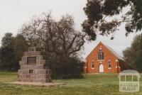 Tilly Aston memorial, Uniting Church, Carisbrook, 2010