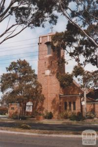 Anglican Church, Ormond, 2010
