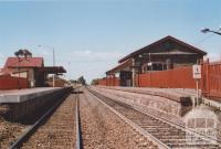 Railway Station, Riddells Creek, 2010