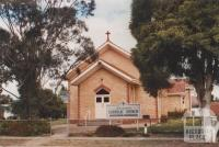 Catholic Church, Lockington, 2010