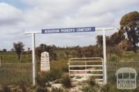 Pioneers Cemetery, Budgerum, 2010