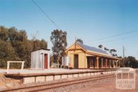 Railway Station, Wycheproof, 2010