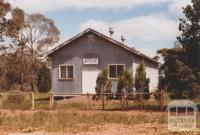 Hall, Glenloth East, 2010