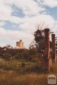 Silos, Barraport, 2010