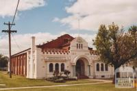 Former Gordon Shire Hall, Boort, 2010