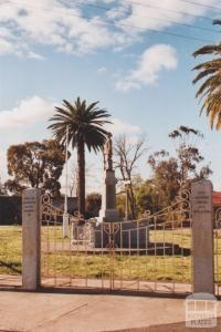 Albert Jacka Gates, Wedderburn, 2010