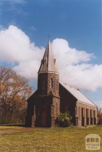 Church, Shelford, 2010