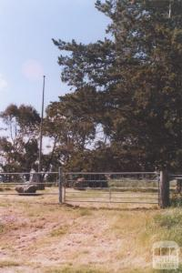 Memorial School Site, Ondit, 2010