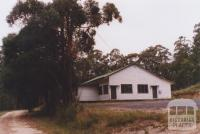 Hall, Cabbage Tree Creek, 2011