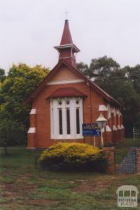Church Of England, Glenthompson, 2011