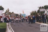 150th Anniversary Procession, Penshurst, 2010