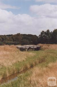 Burchetts Creek Bridge, Caramut, 2011