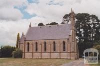 Holy Trinity Church, Taradale, 2011