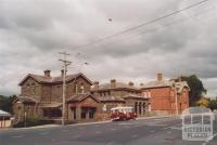 Old Post Office, Court House and Police Station, Kilmore, 2011