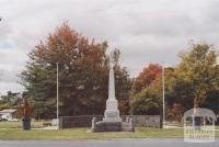 War Memorial, Kilmore, 2011