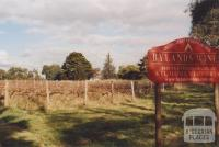 Bylands Wines, Kilmore, 2011