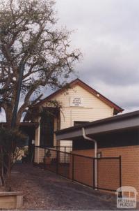 Original School, Upper Plenty, 2011