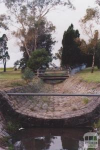 Reservoir Aquaduct, Yan Yean, 2011