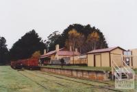 Railway Museum, Trentham, 2011