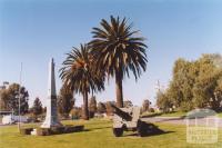 War Memorial, Yea, 2011