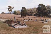 Cemetery, Gobur, 2011