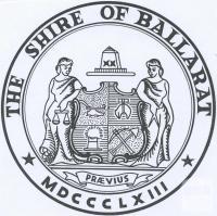 The Shire of Ballarat Crest