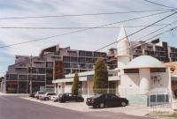 Mosque and New Apartments, Coburg, 2012