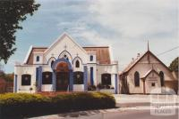 Greek Orthodox Church, Thornbury, 2012