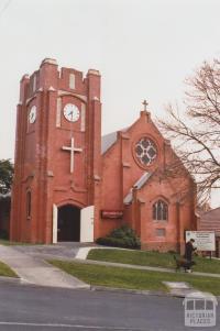 Anglican Church, Korumburra, 2012
