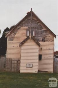 Presbyterian Church, Bena, 2012
