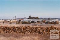 Timber Mill, Colac, 2013